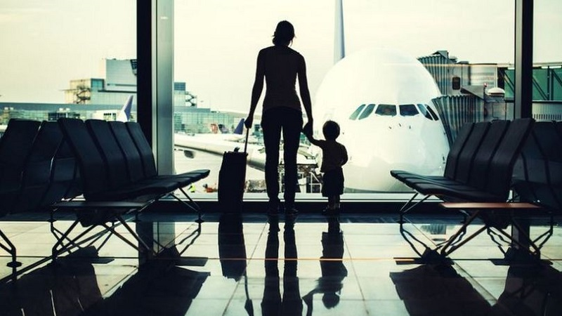 What Family Law Says About A Divorced Parent Travelling Abroad With Their Children